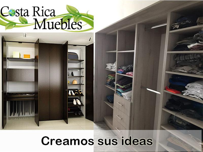 Muebles de cocina closets walkin closet sobres for Muebles de cocina costa rica