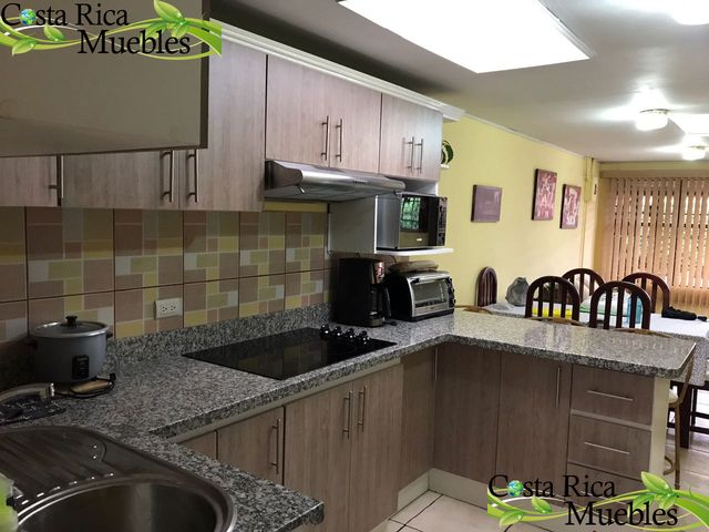 Cocinas for Muebles de cocina costa rica