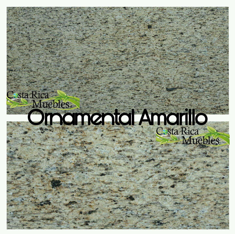Tonos granito natural granito ornamental amarillo for Precio metro lineal granito nacional